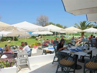 Kyllini Beach Resort: Restaurant