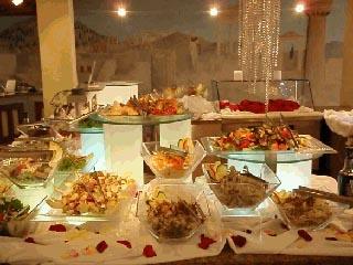 Kyllini Beach Resort: Buffet