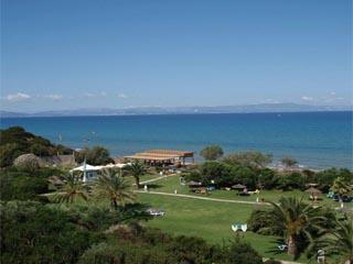 Kyllini Beach Resort: Panoramic View