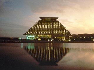 Sheraton Doha Resort & Convention HotelExterior View