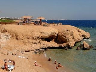 Hilton Sharm Waterfalls ResortBeach