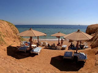 Hilton Sharm Waterfalls ResortBeach