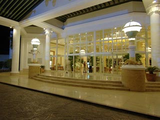 Hilton Sharm Waterfalls ResortExterior View