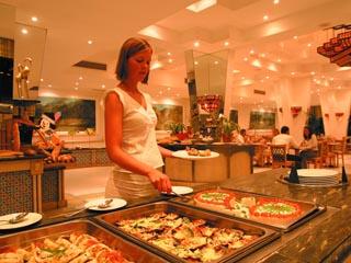 Hilton Sharm El Sheikh Fayrouz ResortBuffet
