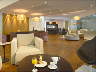 Elysium Resort & Spa: Club Lounge