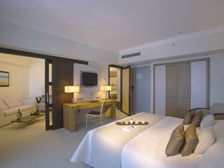 Elysium Resort & Spa: Deluxe Guestroom