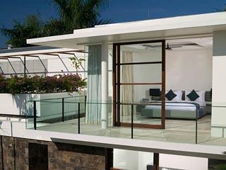 Aqua VillaSecond bedroom exterior