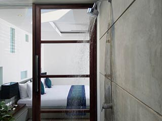 Aqua VillaShower Room