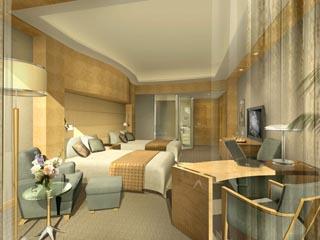 Gran Melia ShanghaiStandard Room