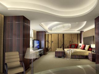 Gran Melia ShanghaiSenior Super Suite