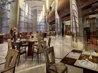 Gran Melia ShanghaiInternational cofee shop
