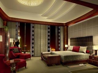 Gran Melia ShanghaiImperial Suite Master