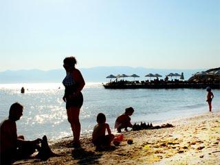 Kerasus Thermal & Wellness Resort: Beach
