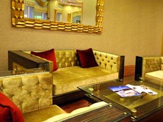 Kerasus Thermal & Wellness Resort: Lobby