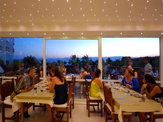 Kerasus Thermal & Wellness Resort: Restaurant