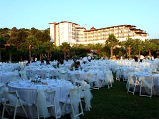 Kerasus Thermal & Wellness Resort: Banquet