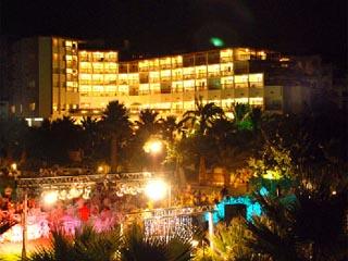 Kerasus Thermal & Wellness Resort: Exterior View at night