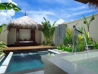 The Beach House at Manafaru MaldivesBeach Villa