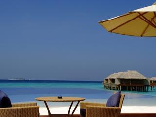 The Beach House at Manafaru MaldivesInfiniti