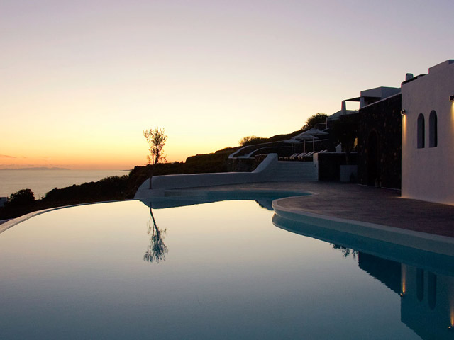 Carpe Diem Santorini Hotel: