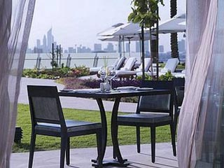 Crowne Plaza Dubai Festival CityZaytoun all day dining with outdoor terrace