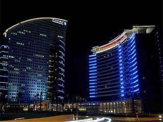 Crowne Plaza Dubai Festival CityExterior View