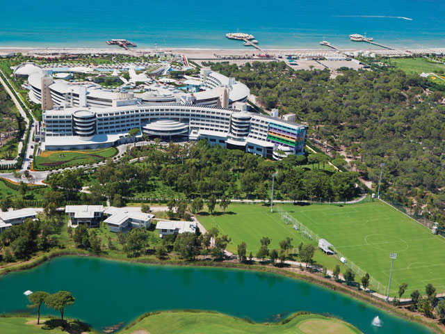 Cornelia Diamond Golf Resort & Spa: Cornelia Diamond Golf Resort & Spa