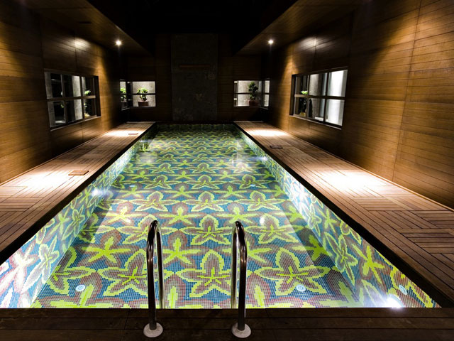 Cornelia Diamond Golf Resort & Spa: Interior Pool