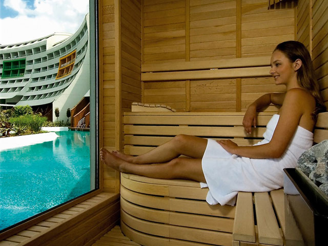 Cornelia Diamond Golf Resort & Spa: Sauna