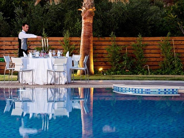 Lesante Luxury Hotel & SpaPool Area