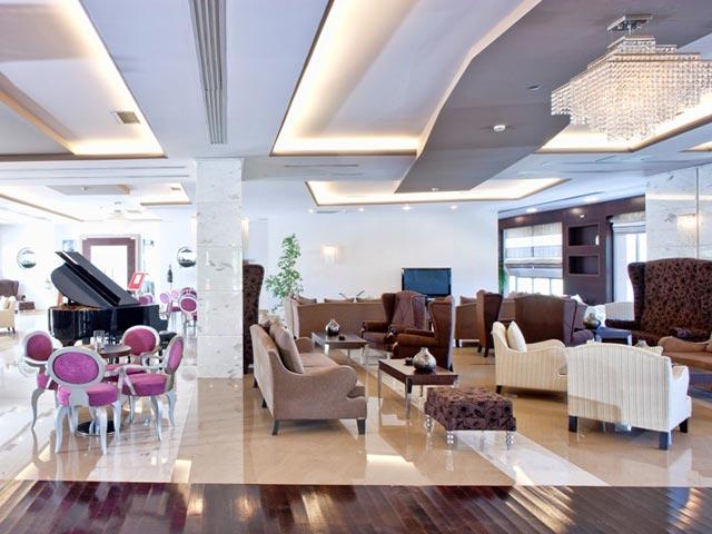 Lesante Luxury Hotel & Spa: Lobby