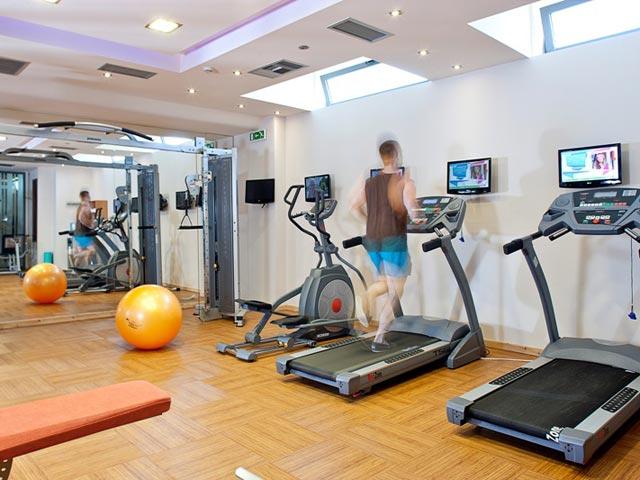 Lesante Luxury Hotel & Spa: Fitness Room