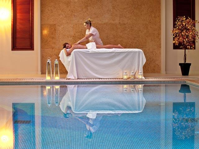 Lesante Luxury Hotel & Spa: Massage