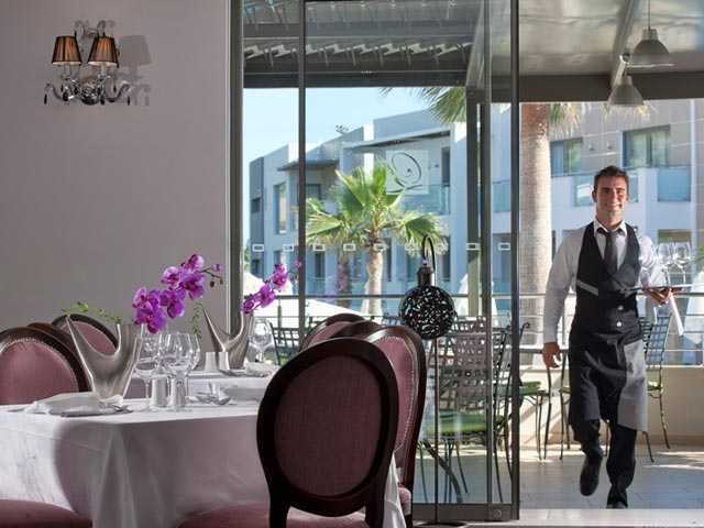 Lesante Luxury Hotel & Spa: Restaurant