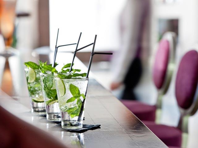 Lesante Luxury Hotel & Spa: Bar