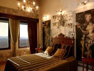 Leventis Art Suites: Room