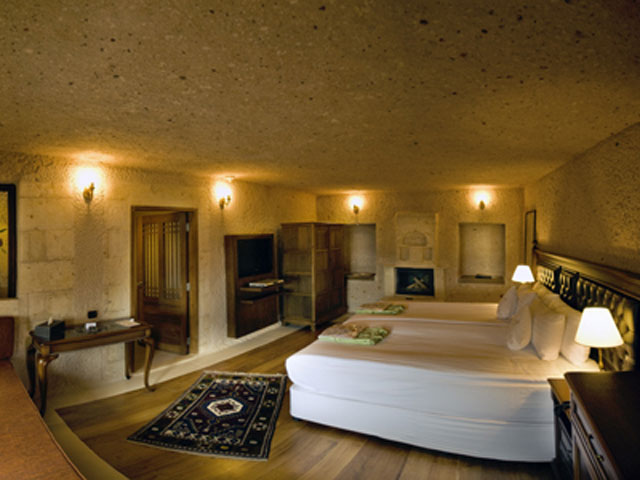Cappadocia Cave Resort & Spa - Standar Double Room