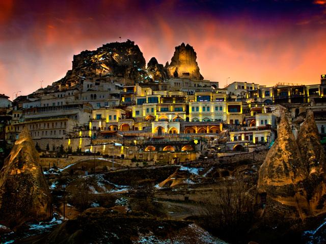 Cappadocia Cave Resort & Spa - Exterior View