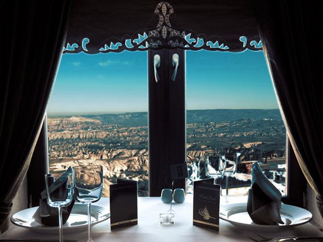 Cappadocia Cave Resort & Spa - Restaurant
