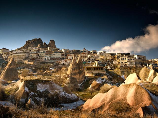 Cappadocia Cave Resort & Spa - General View