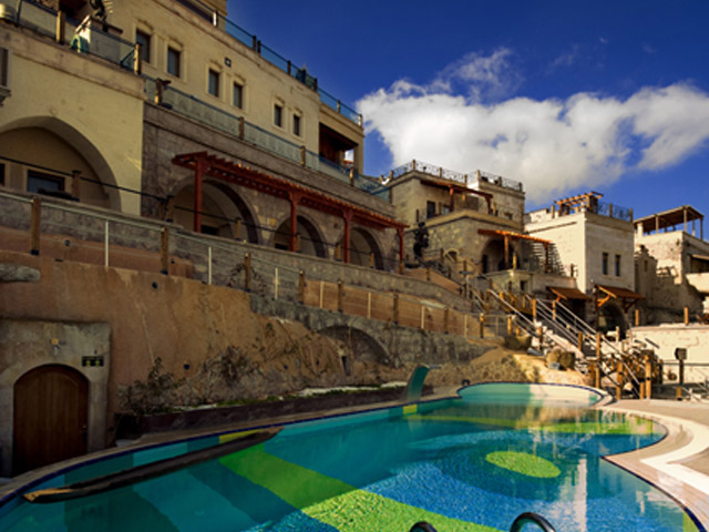 Cappadocia Cave Resort & Spa - Swimming Pool