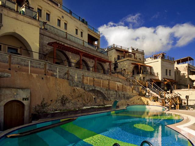 Cappadocia Cave Resort & SpaSwimming Pool