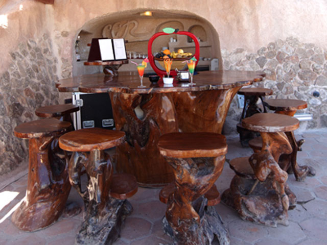 Cappadocia Cave Resort & Spa - Pool Bar