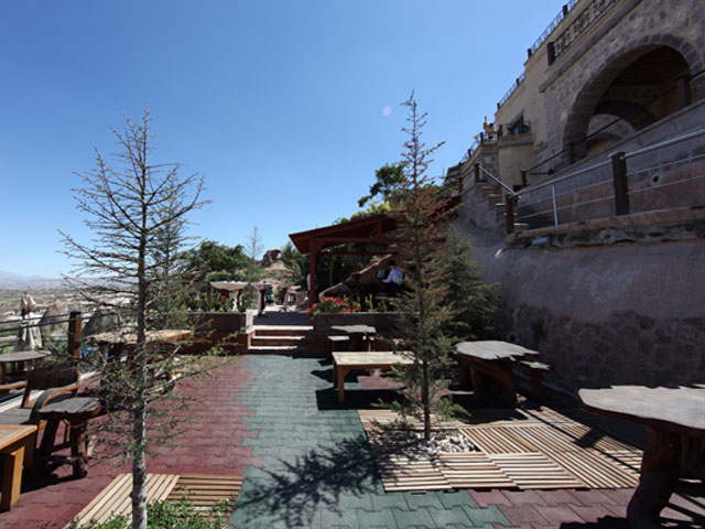 Cappadocia Cave Resort & Spa - Pool Bar