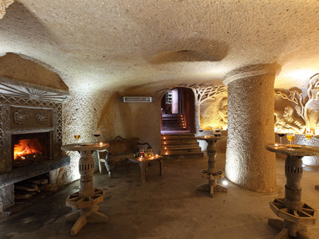 Cappadocia Cave Resort & Spa - Wine Bar