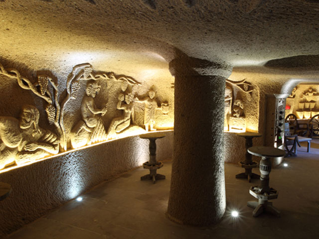 Cappadocia Cave Resort & Spa - Wine Bar