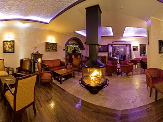 Cappadocia Cave Resort & SpaLes Visages Bar