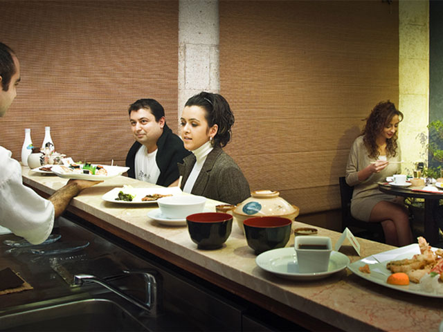 Cappadocia Cave Resort & Spa - Sushi Bar