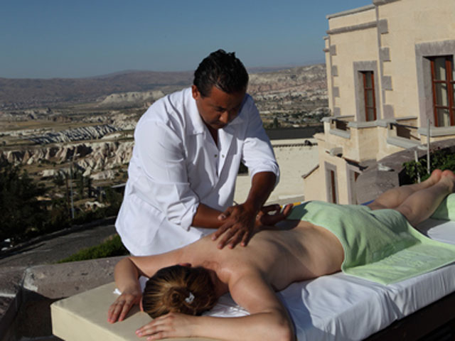 Cappadocia Cave Resort & Spa - Massage