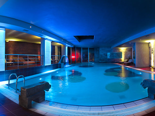 Cappadocia Cave Resort & Spa - Indoor Swimming Pool